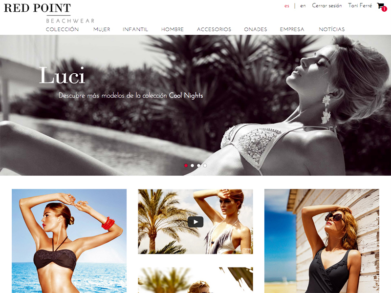 RedPoint web